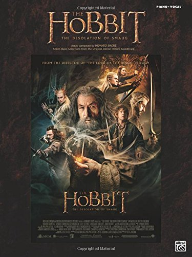 The Hobbit -- The Desolation Of Smaug: Sheet Music Selections From The Original Motion Picture Soundtrack