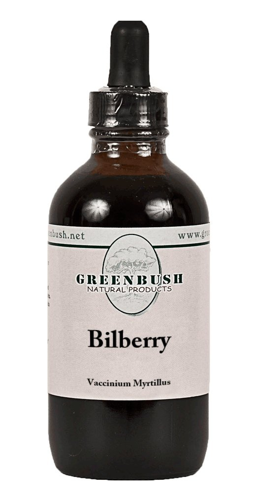 Bilberry Alcohol-Free Concentrated Liquid Extract. Super Value Size 4oz Bottle (120ml) 240 Doses of 500mg. The top herb for Eyesight, Vision and Night Vision Support, and Circulatory System Health