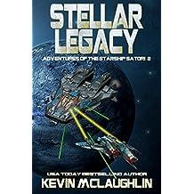 Stellar Legacy (Adventures of the Starship Satori Book 2)