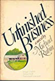 Unfinished Business, Michael Rubin, 0399115188