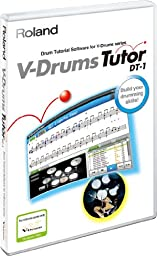 Roland DT-1: V-Drums Tutor