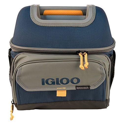 Igloo 22-Slate Blue/Tan, Blue