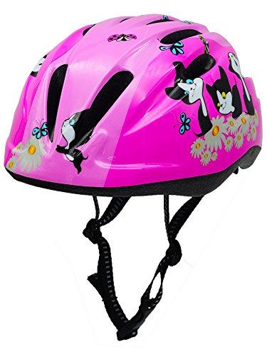 Girls Pink Helmet - 2