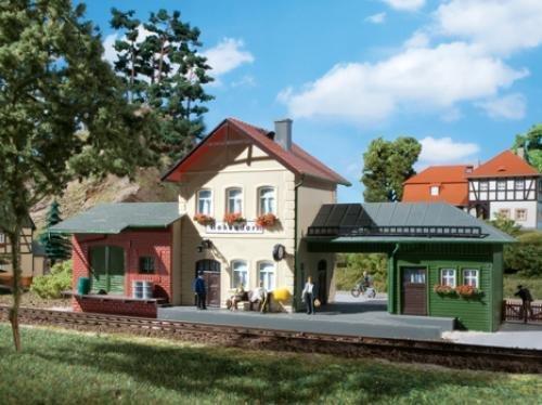 HO Station Station Station Hohendorf by Auhagen bfd734