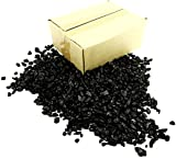 Black Coal Chocolate Rocks Candy Nuggets 1 LB Bag Frustration Free Packaging