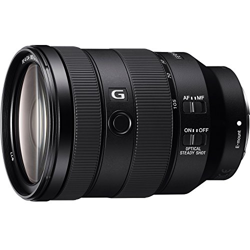 Sony - FE 24-105mm F4 G OSS Standard Zoom Lens