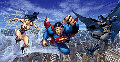 Lee Jim Art Batman (Wonder Woman/Superman/Batman: