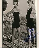 Jacquetta Wheeler Signed Sexy English Model 8x10 Photo W COA pj
