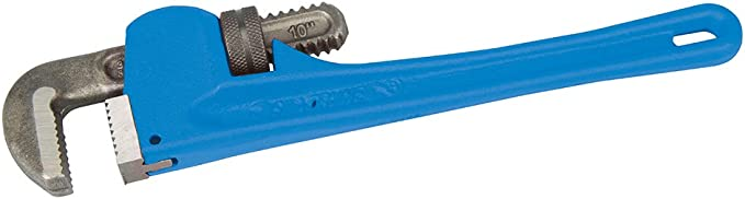 Silverline 633620 - Llave para tubos stillson expert