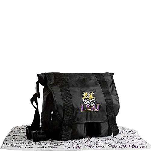 The Northwest Company NCAA LSU Fightin Tigers Sitter Diaper Bag