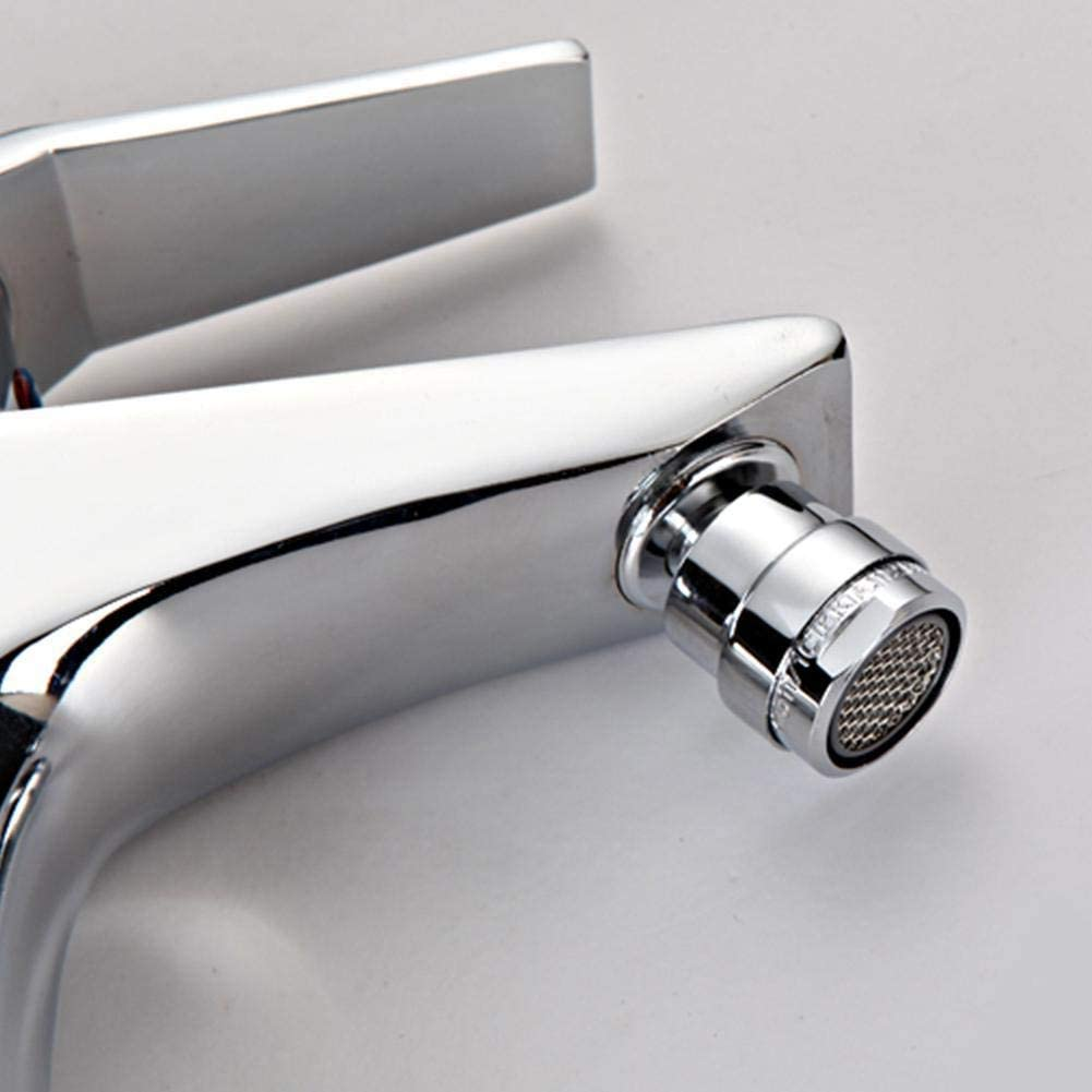Filter//Male Thread 20mm Stainless Steel Water Saver 360 Rotatable Splash Water Atomizer//Kitchen Faucet Extension//Faucet Aerator