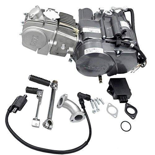 JCMOTO Lifan 150cc Engine Motor for XR50 CRF50 XR CRF 50 70 SDG SSR Dirt Pit Bike Motorcycle   1N234 Gear 4 Stroke Oil Cooled Racing Engine (Dirt Bike Engines)