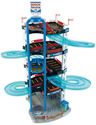 Theo Klein Bosch 5 Level Car Park for sale  Delivered anywhere in USA