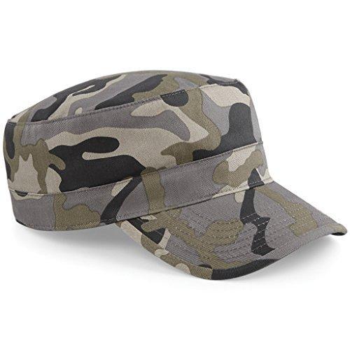 en Disponible de de o segundos Gorra de de color de estilo camuflaje campo moda Makeover Limited militar Sombrero 60 militar camuflaje urbano a5wq4Zw