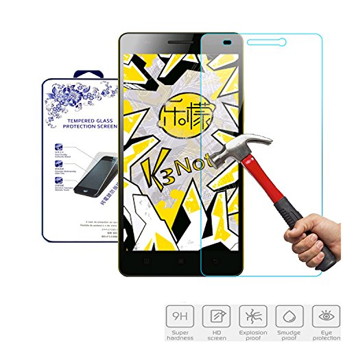 Tempered Glass Screen Protector for Lenovo K3 Note - 7
