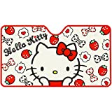 [Hello Kitty] Front sun shade Berry