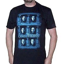Game of Thrones Men's Season Six Cover Art T-shirt