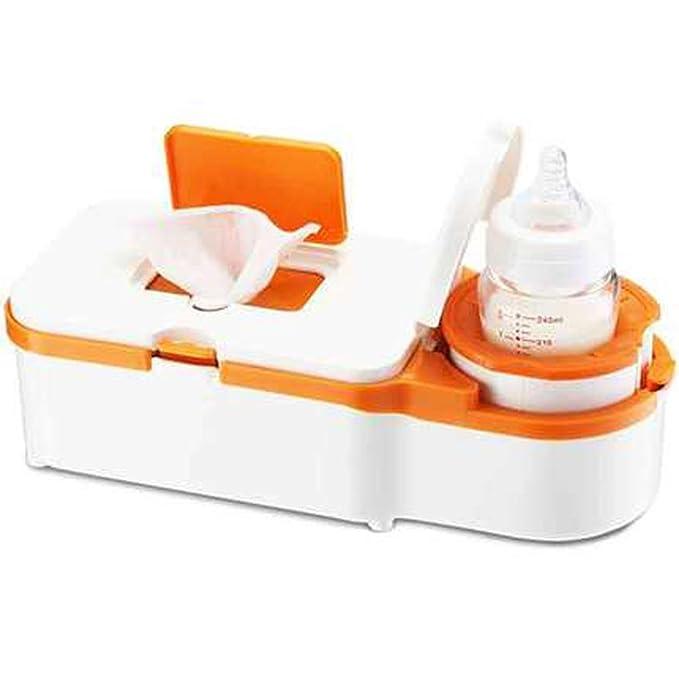 CHUFANG Calentador de leche para bebés Máquina Calentador de leche multifunción Botella de biberones Calentador de termostato Calentador de toallas húmedas ...