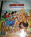 Walt Disney's Mickey Mouse Those Were...