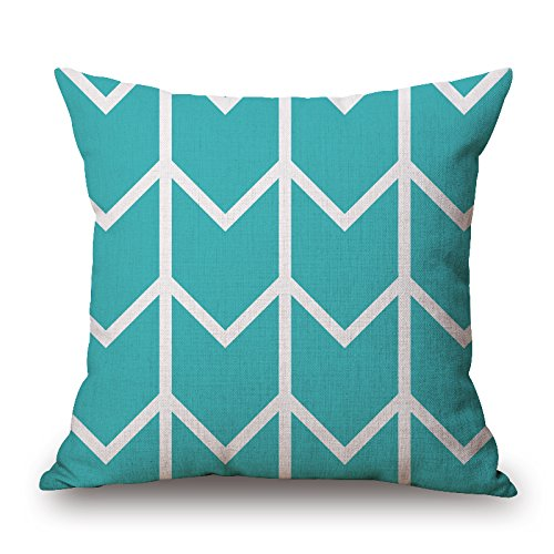 [Elegancebeauty Pillowcover Of Geometric,for Study Room,lounge,home,kids,home Office,girls 18 X 18 Inches / 45 By 45 Cm(each] (Borderlands 2 Costumes For Sale)