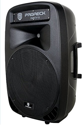 Review PRORECK Portable 15-Inch Woofer