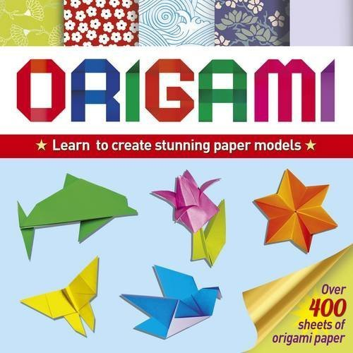 Origami: Learn Basic Folds to Create Stunning Paper Models by Belinda Webster (2014-09-15)