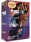 Minority Report / Solaris / Planet Of The Apes (3 Dvd) - IMPORT by tom cruise