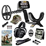 GARRETT AT GOLD METAL DETECTOR W/EDGE DIGGER CAMO POUCH BOOK & INSTRUCTION DVD by MDS-ATGOLD-DIGGER-CAMO For Sale