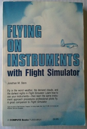 Flying on Instruments With Flight Simulator