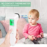 Non-Contact Thermometer for Adults and Kid,No Touch