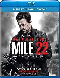 Mile 22 [Blu-ray]