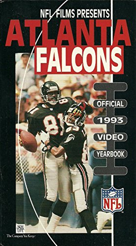 Falcons Yearbooks, Atlanta Falcons Yearbook, Falcons Yearbook, Atlanta Falcons Yearbooks