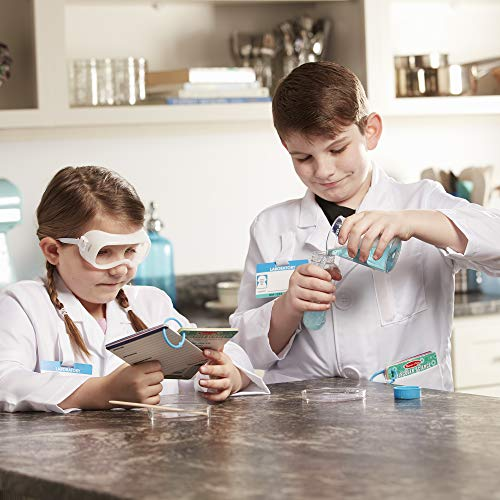 Melissa & Doug Scientist  Role Play Costume Set, - http://coolthings.us