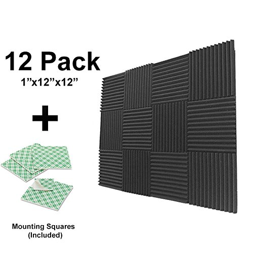 12-pk-1x12x12-soundproofing-foam-acoustic-eggcrate-tiles-studio-foam-sound-wedges-with-24-double-sid
