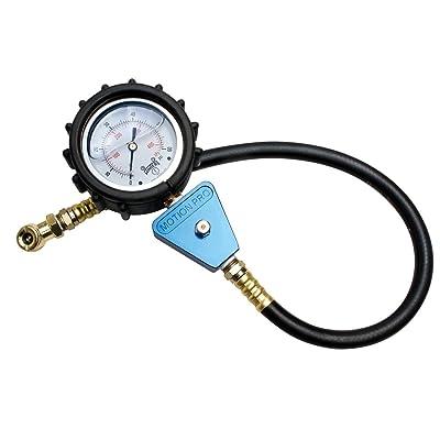 """Motion Pro (08-0402 2.5"""" Tire Pressure Gauge: Automotive"""