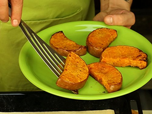 (Clip: Indian-Spiced Pumpkin Wedges)