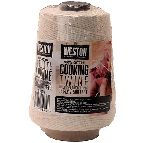 Weston 19-0502-W Cooking Twine Cone