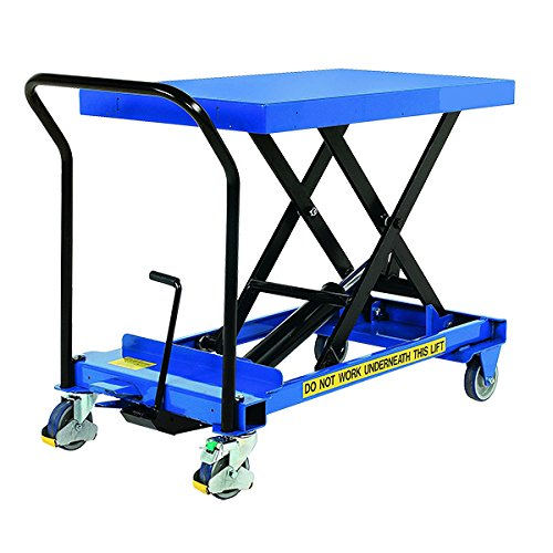 Tools Material Handling (Pake Handling Tools - Low Profile Light Weight Scissor Lift Table, 660 lbs, 33