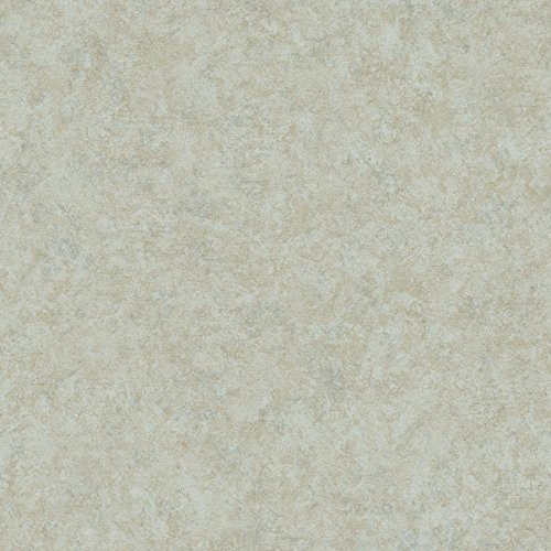 York Wallcoverings NK2133 Baton Rouge Plain Texture with Crackle Wallpaper, (Aquamarine Crackle)