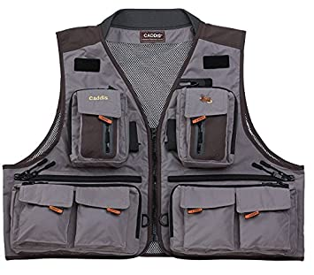 Caddis Waders Men s Northern Guide Breathable Fishing Vest