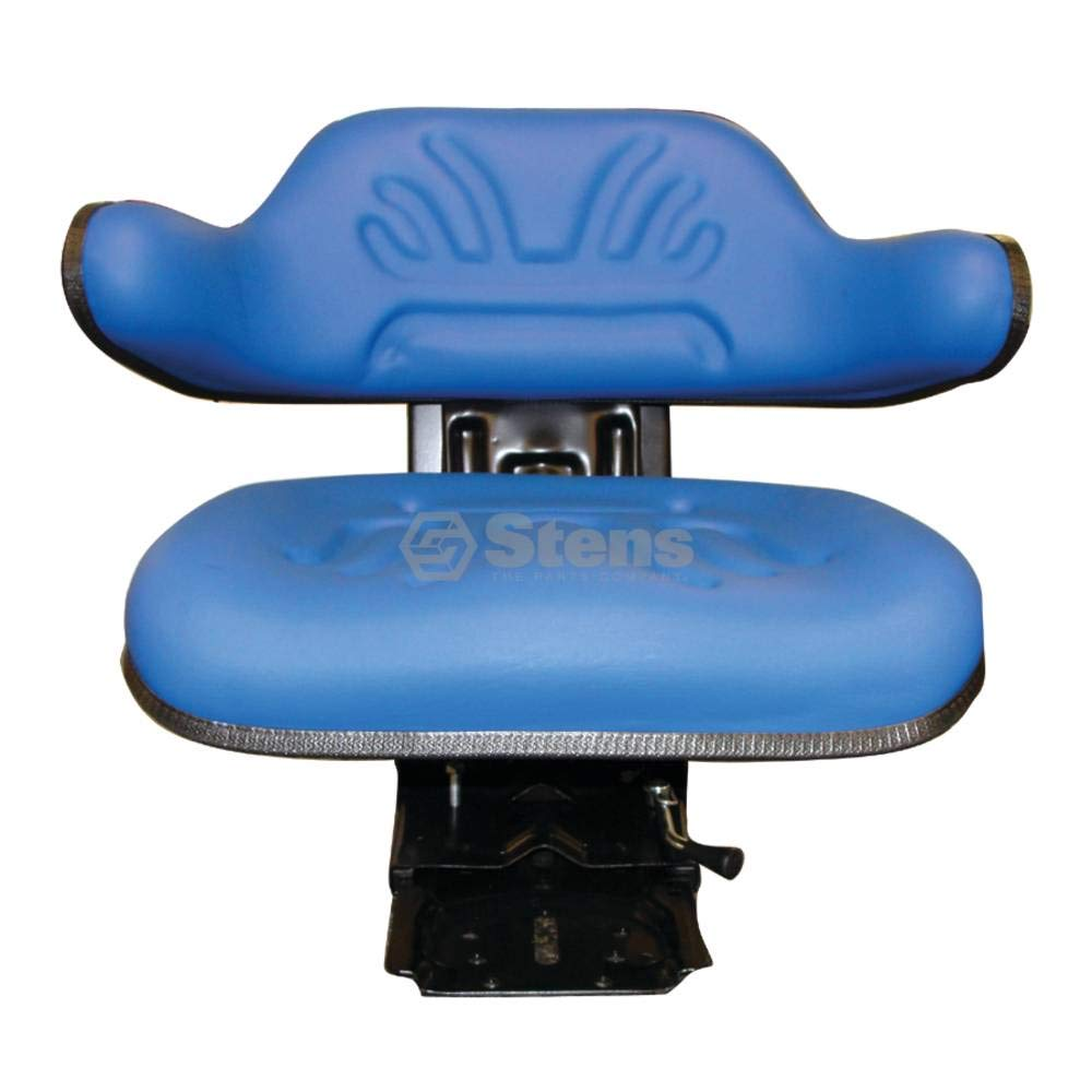 Stens Seat for Economy suspension, blue, adjustable