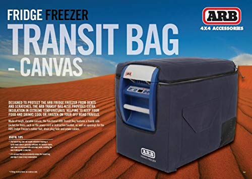 ARB 10900013 Protective Cover Transit Bag Canvas for 50Qt
