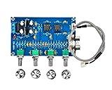Exiron NE5532 Stereo Pre-amp Preamplifier Tone Board 12-24V AC Amplifier Board