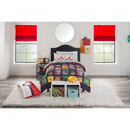 Chic Home 16 Piece Pisa Complete bedroom in a bag Pinch Cont