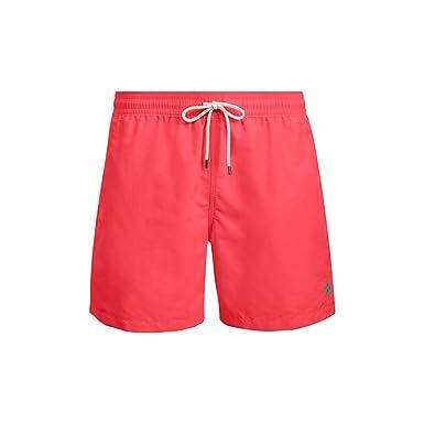Ralph Lauren Maillot de Bain - Maillot de Bain Corail  Amazon.fr  Vêtements  et accessoires 9cb7db89e86b