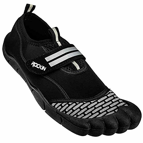 Best Rockin Footwear Womens Water Shoes - Rockin Footwear Men's Rockin Aqua Power