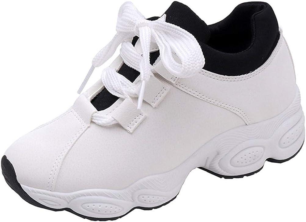 Zapatillas De Deporte para Mujer Zapatillas De Correr Confortables para Damas Bajas OtoñO Invierno CáLido Zapatillas De Deporte Moda Casual Zapatos para Caminar Diarios: Amazon.es: Zapatos y complementos
