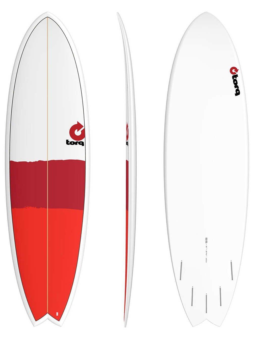 Torq Surfboard TET 6.6 Fish New Classic
