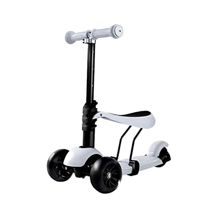 Patinetes clásicos Gray Limit Steering Kick Scooter para ...