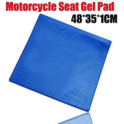 Cojín de gel para asiento de motocicleta, 5 opciones de ...